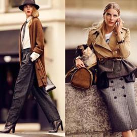Business Look im Vintage Style für Damen
